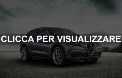 Foto Nuovo Suv Alfa Romeo Stelvio 2017