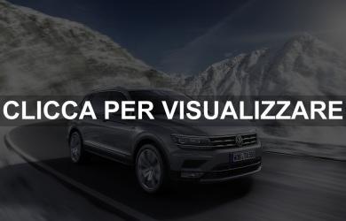 Nuovo Volkswagen Tiguan Allspace 7 posti 2017