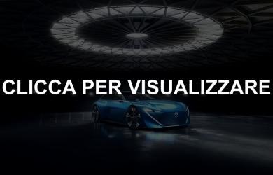 Peugeot Instict Concept 2017 della futura 508 2018