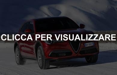 Nuovi motori Alfa Romeo Stelvio 2017