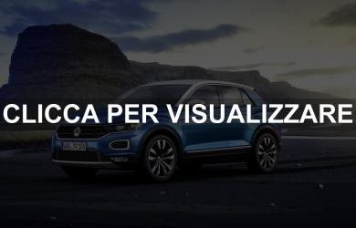 Foto VW T ROC