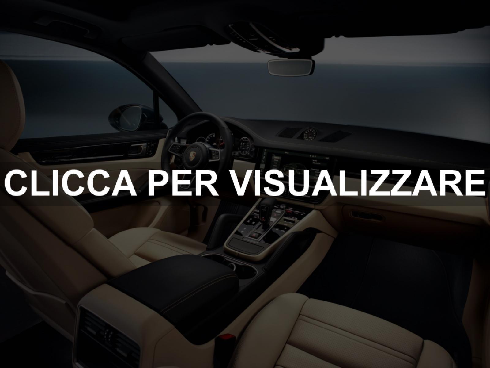 Immagine Abitacolo nuova Porsche Cayenne 2018
