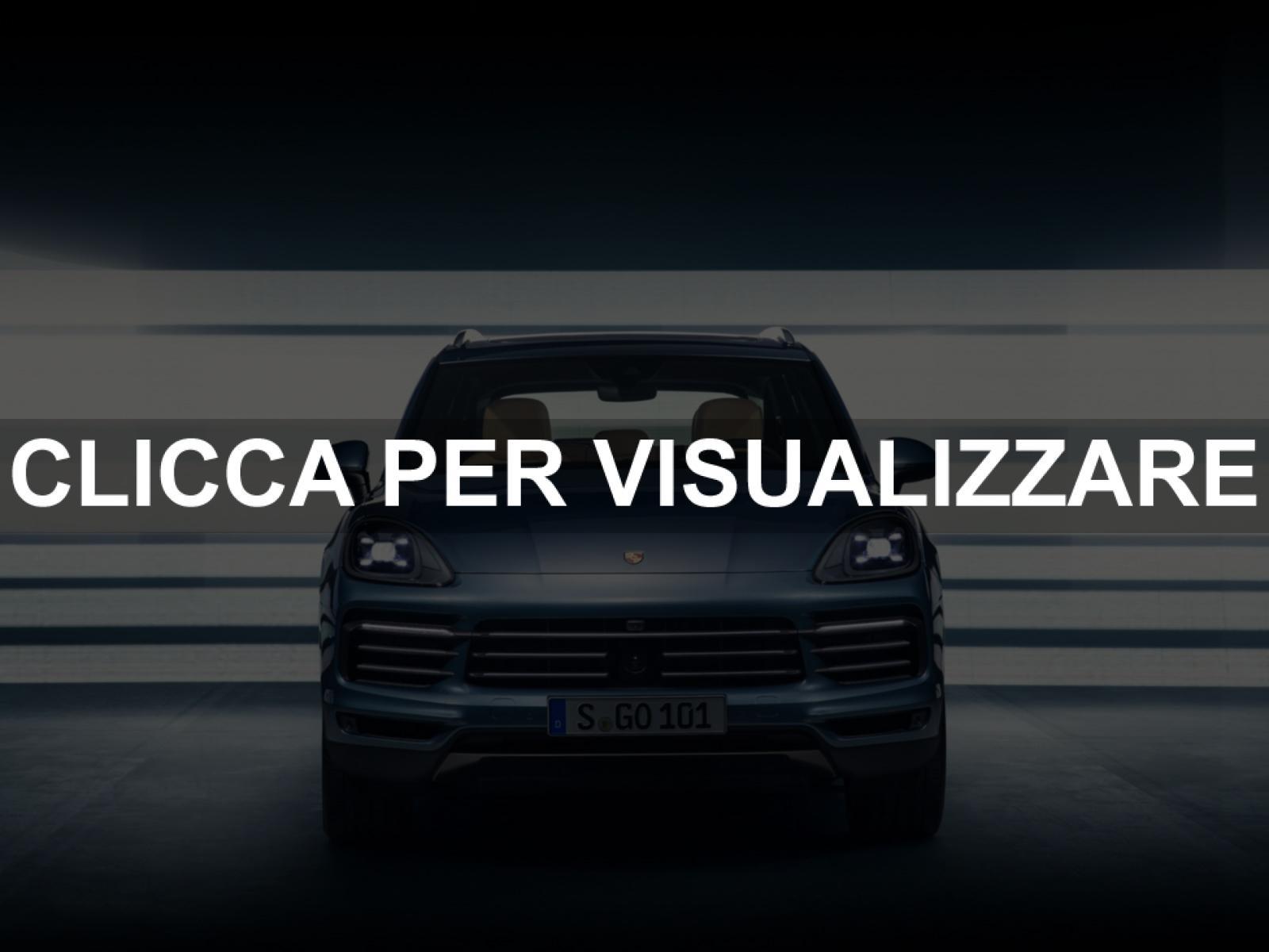 Immagine Frontale nuova Porsche Cayenne 2018