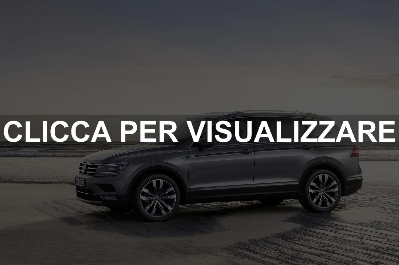 Immagine Nuova Volkswagen Tiguan Allspace Posti