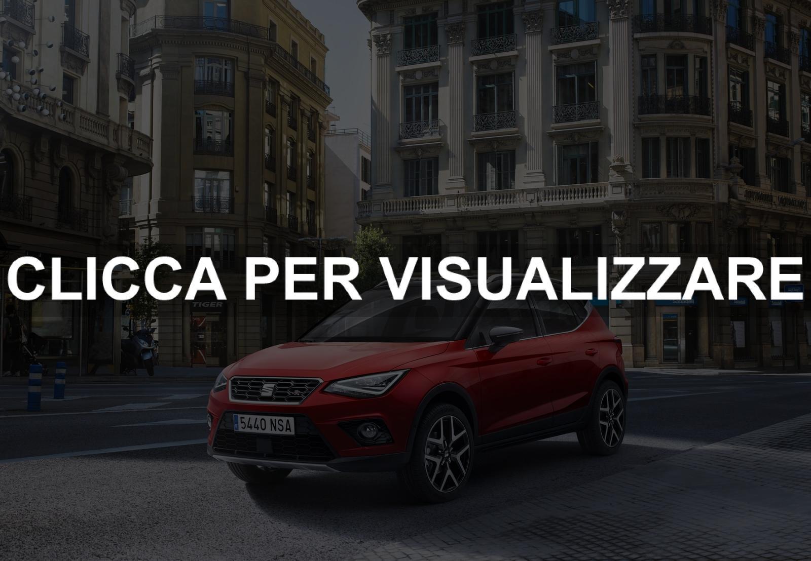 Prezzi Dimensioni Consumi Seat Arona 2018
