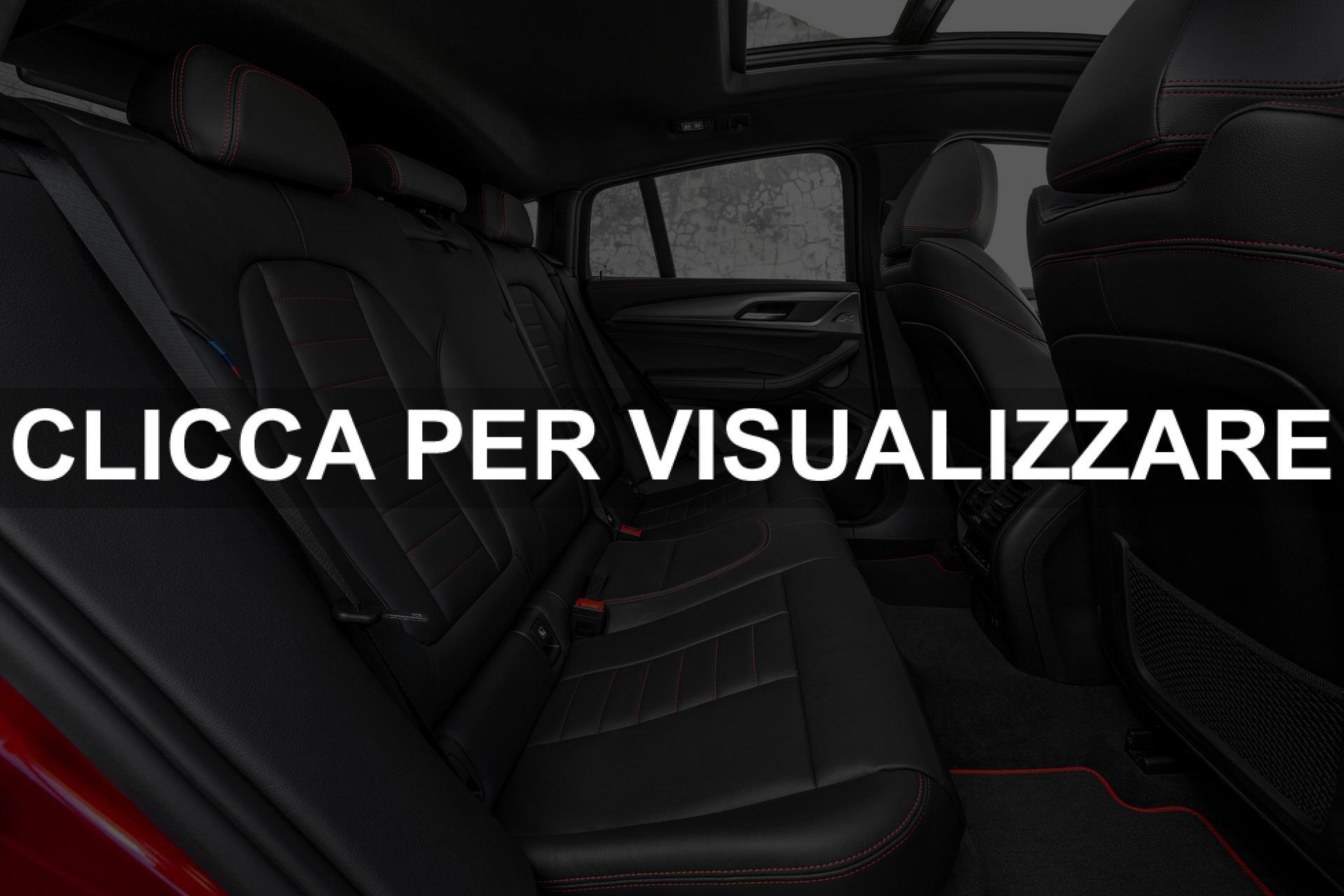 Sedili posteriori nuova BMW X4 2018 - Autonext