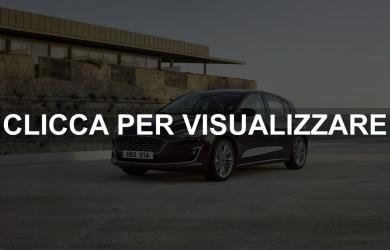 Nuova Ford Focus 2018 Vignale