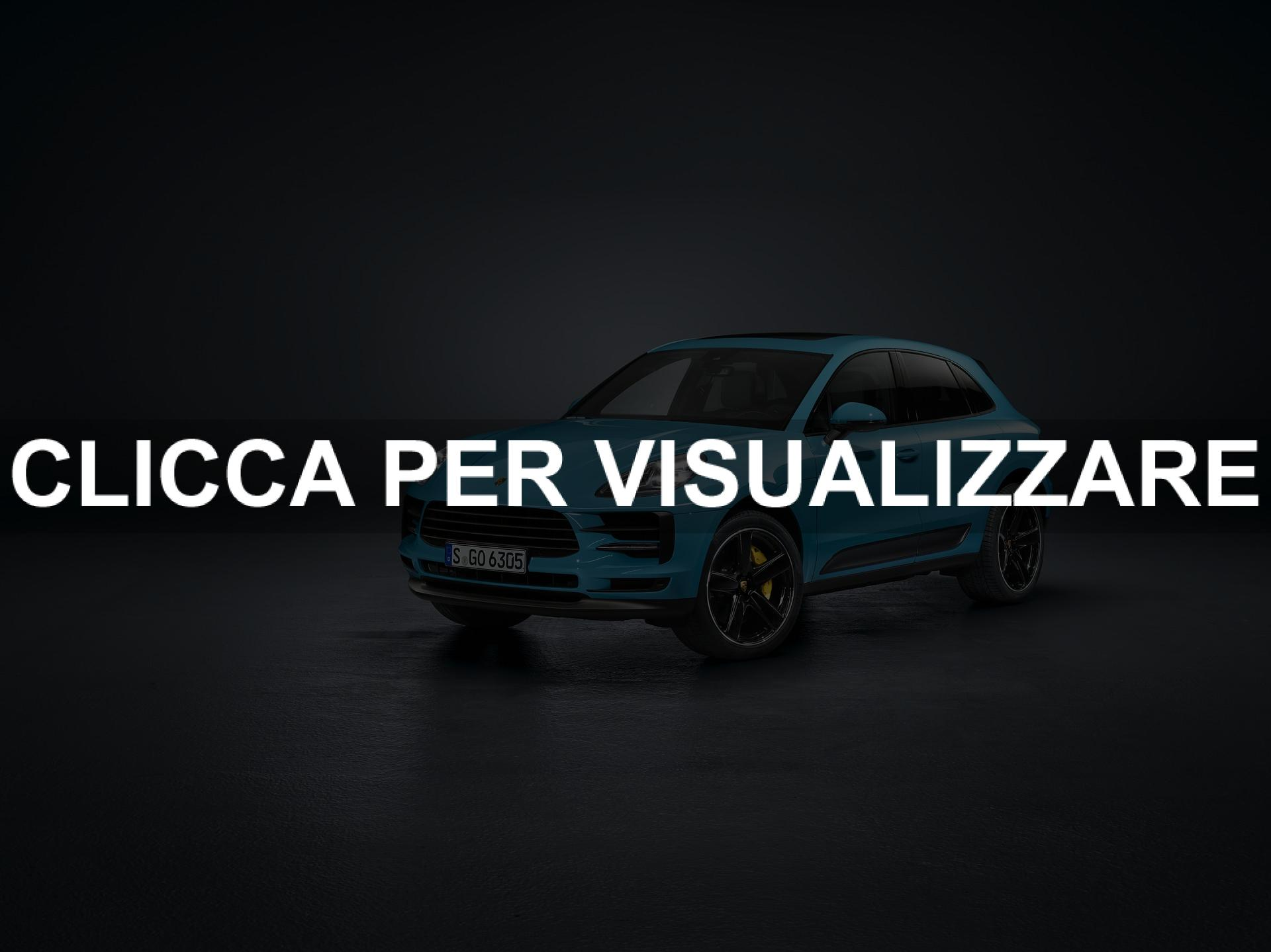 Nuovo Porsche Macan 2019 restyling foto ufficiali