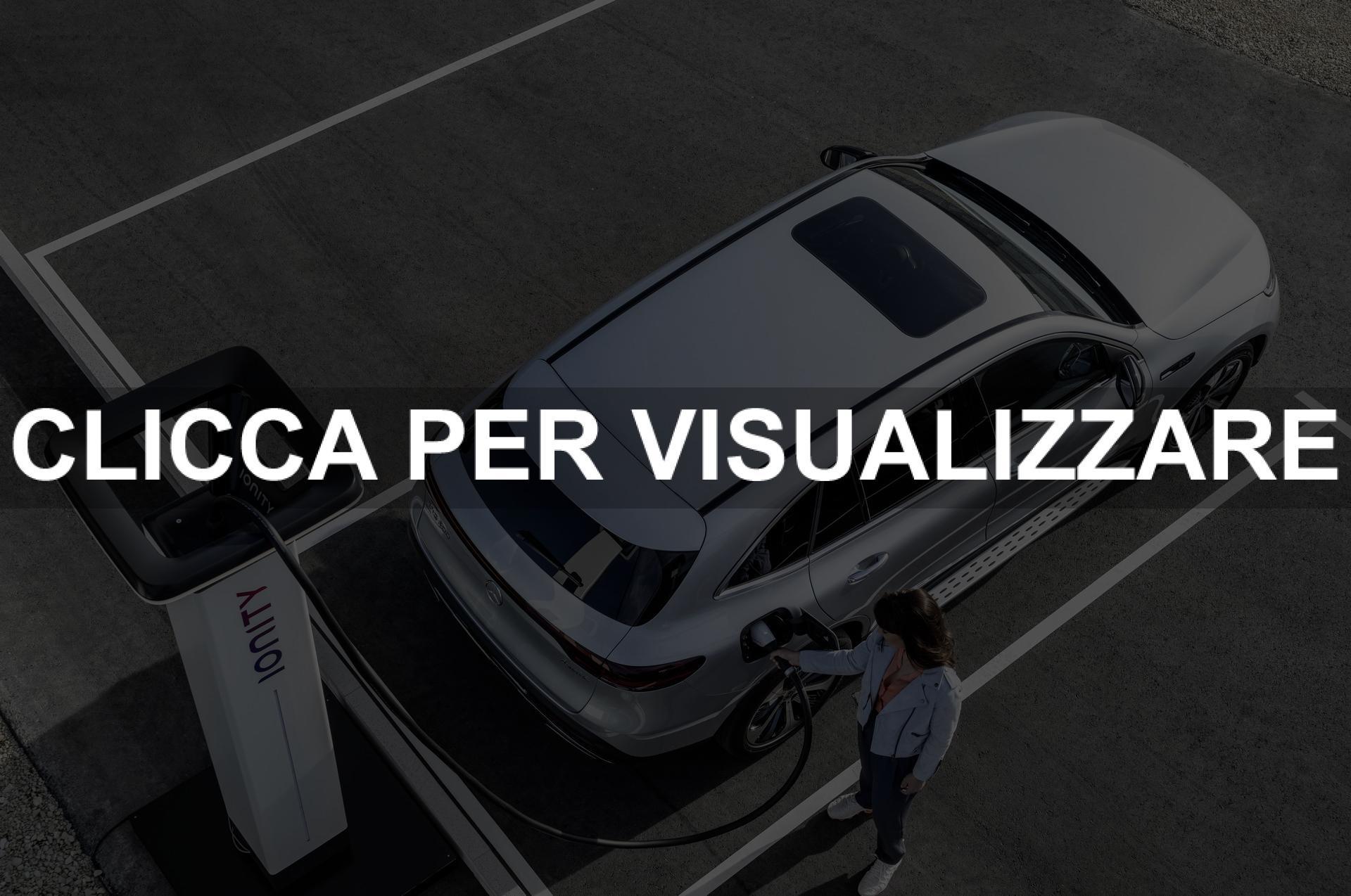 Nuovo Suv Mercedes EQC 2019
