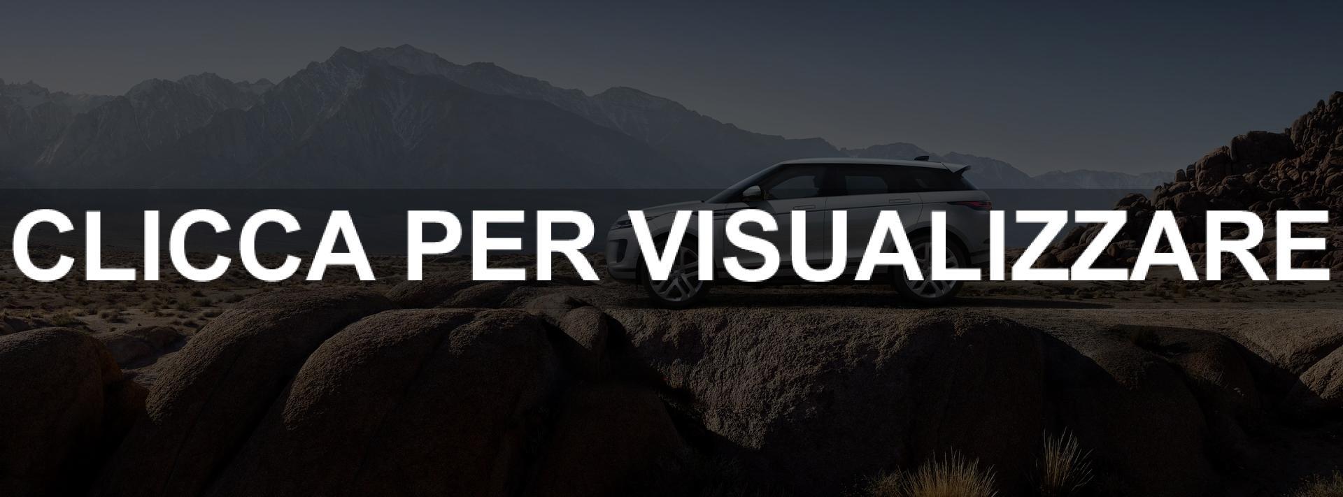 Fiancata nuova Range Rover Evoque 2019