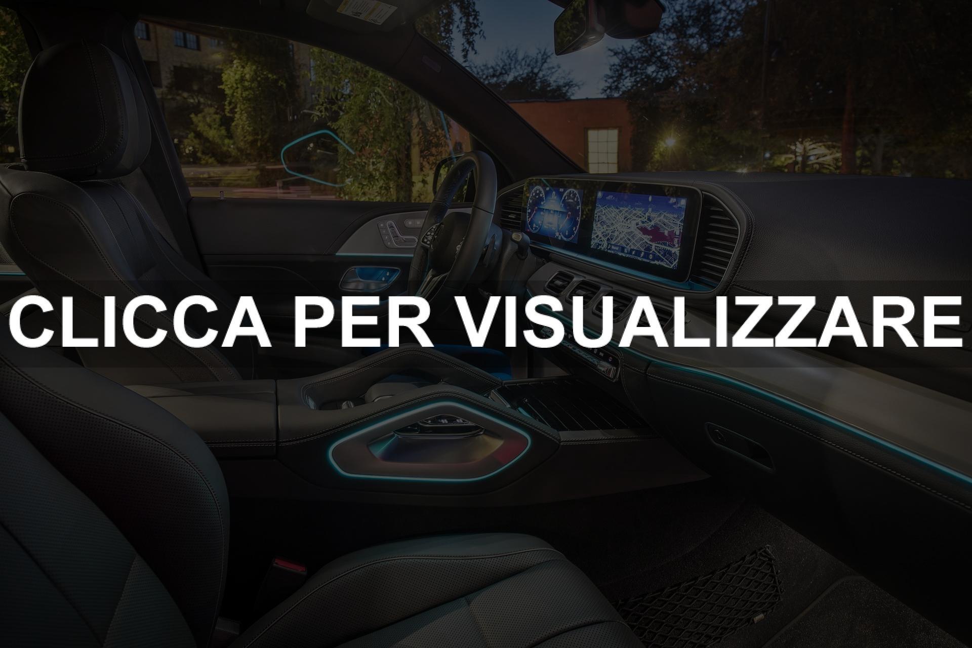 Immagine interni nuova Mercedes GLE 2019