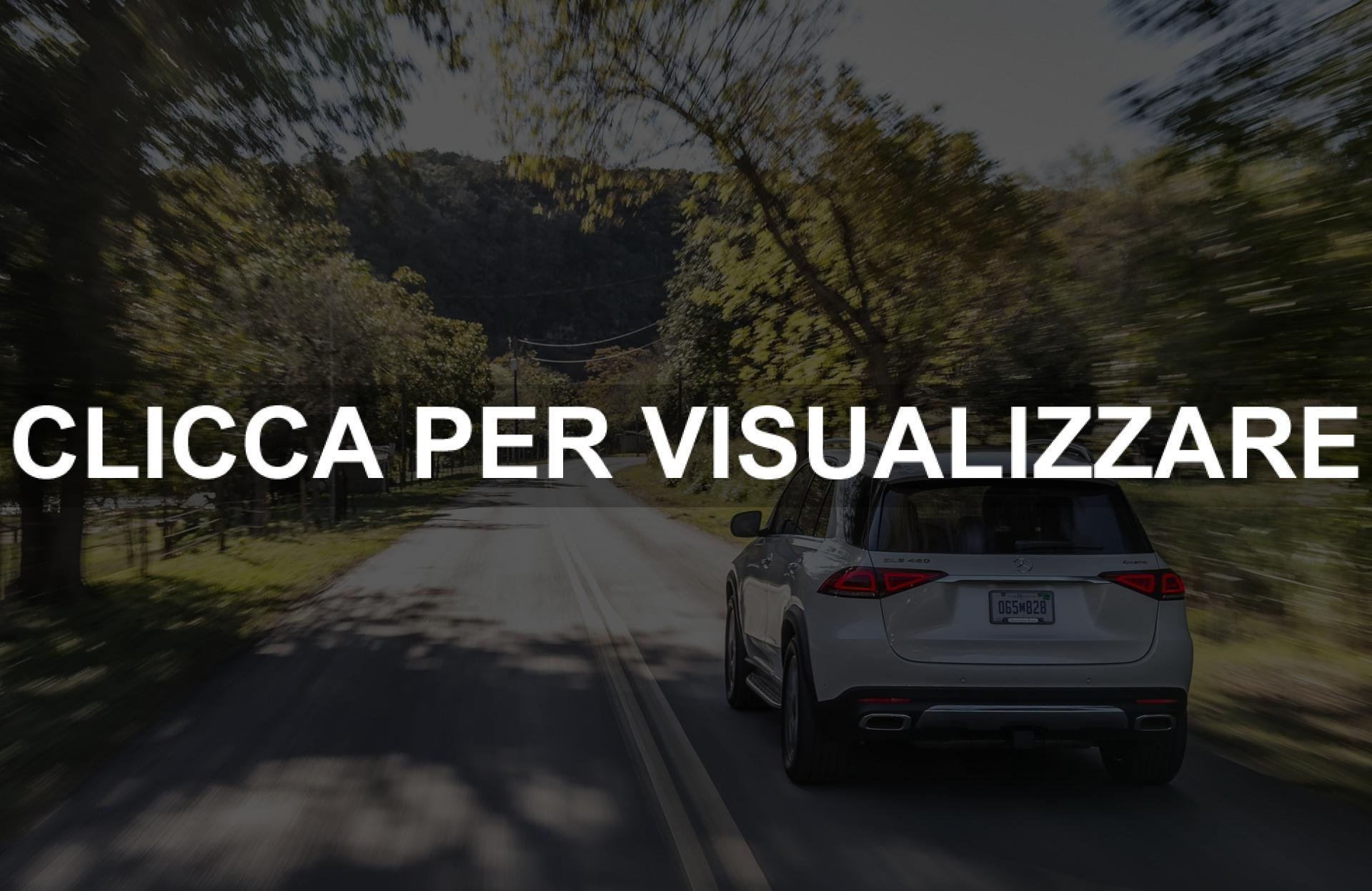 Immagine posteriore Nuova Mercedes GLE 2019