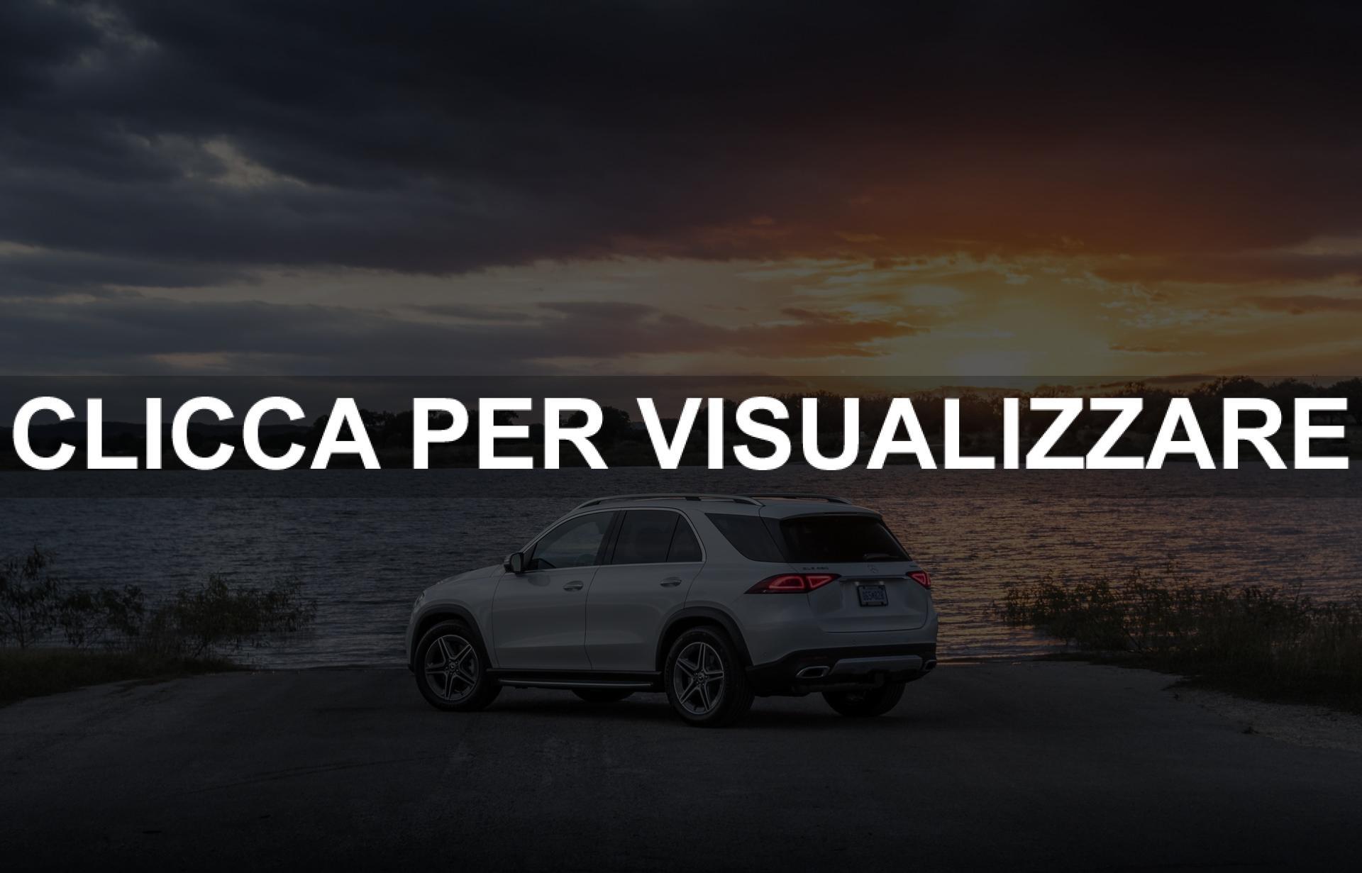 Immagini nuova Mercedes GLE 2019