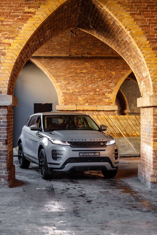 Immagini ufficiali Range Rover Evoque 2019