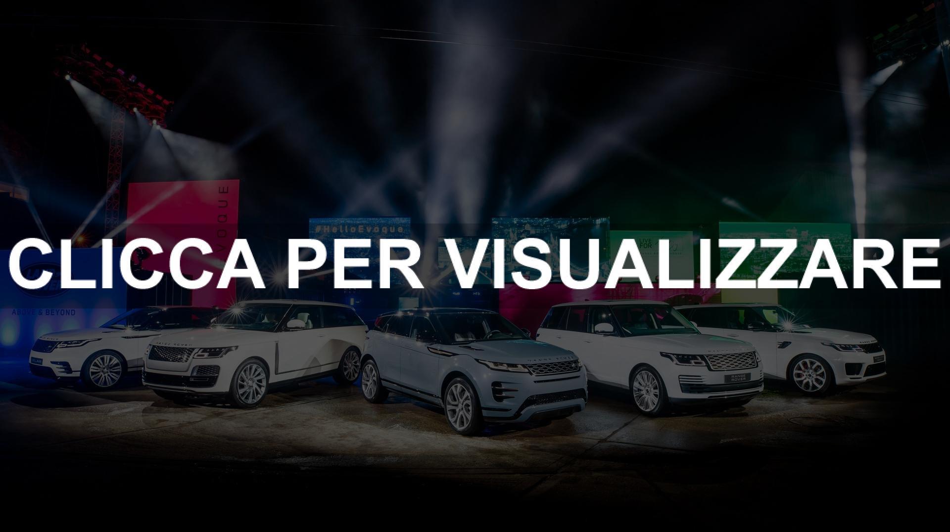 Nuove Range Rover
