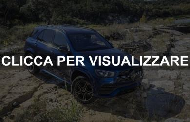 Nuovo Mercedes GLE
