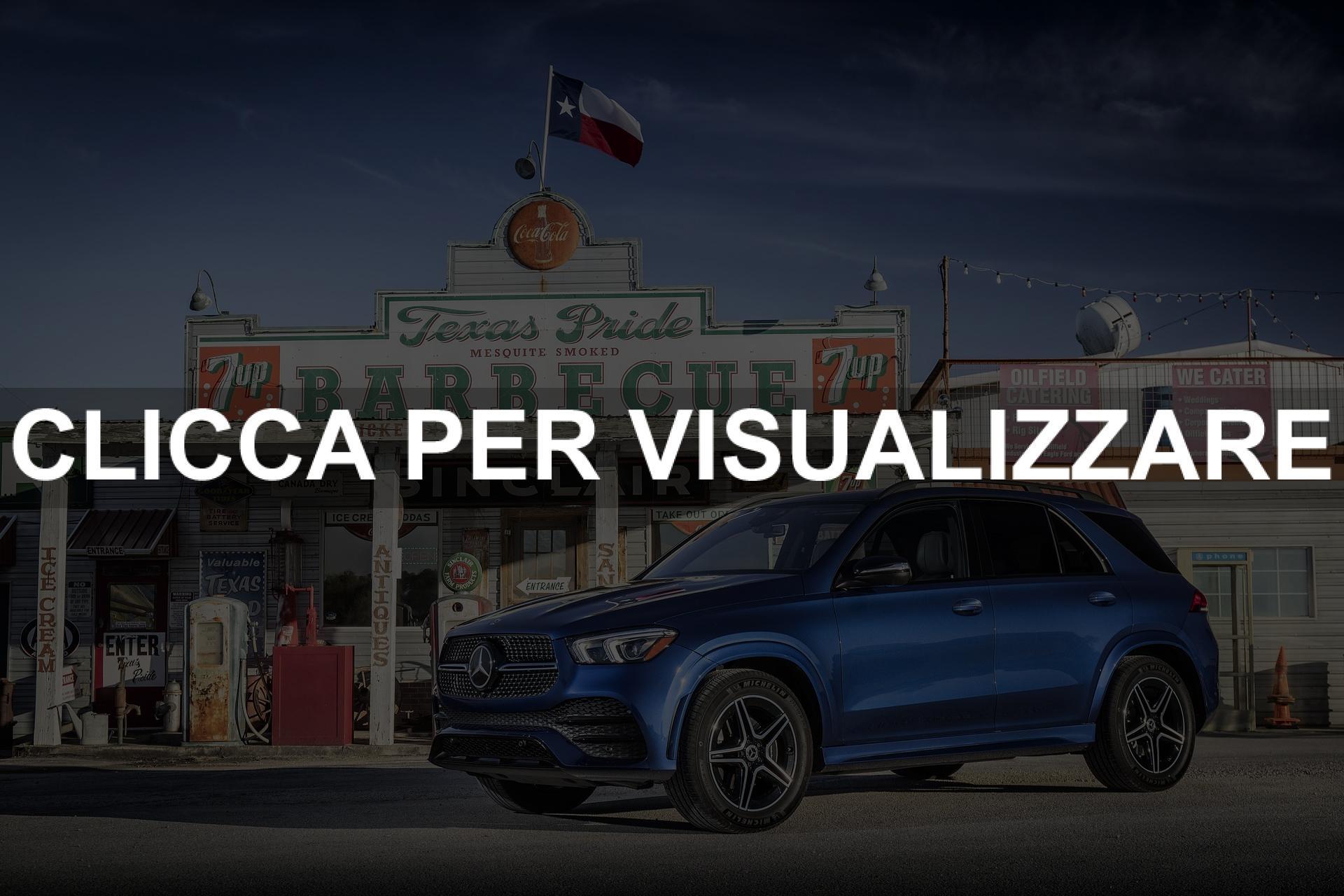 Nuovo Suv Mercedes GLE 2019