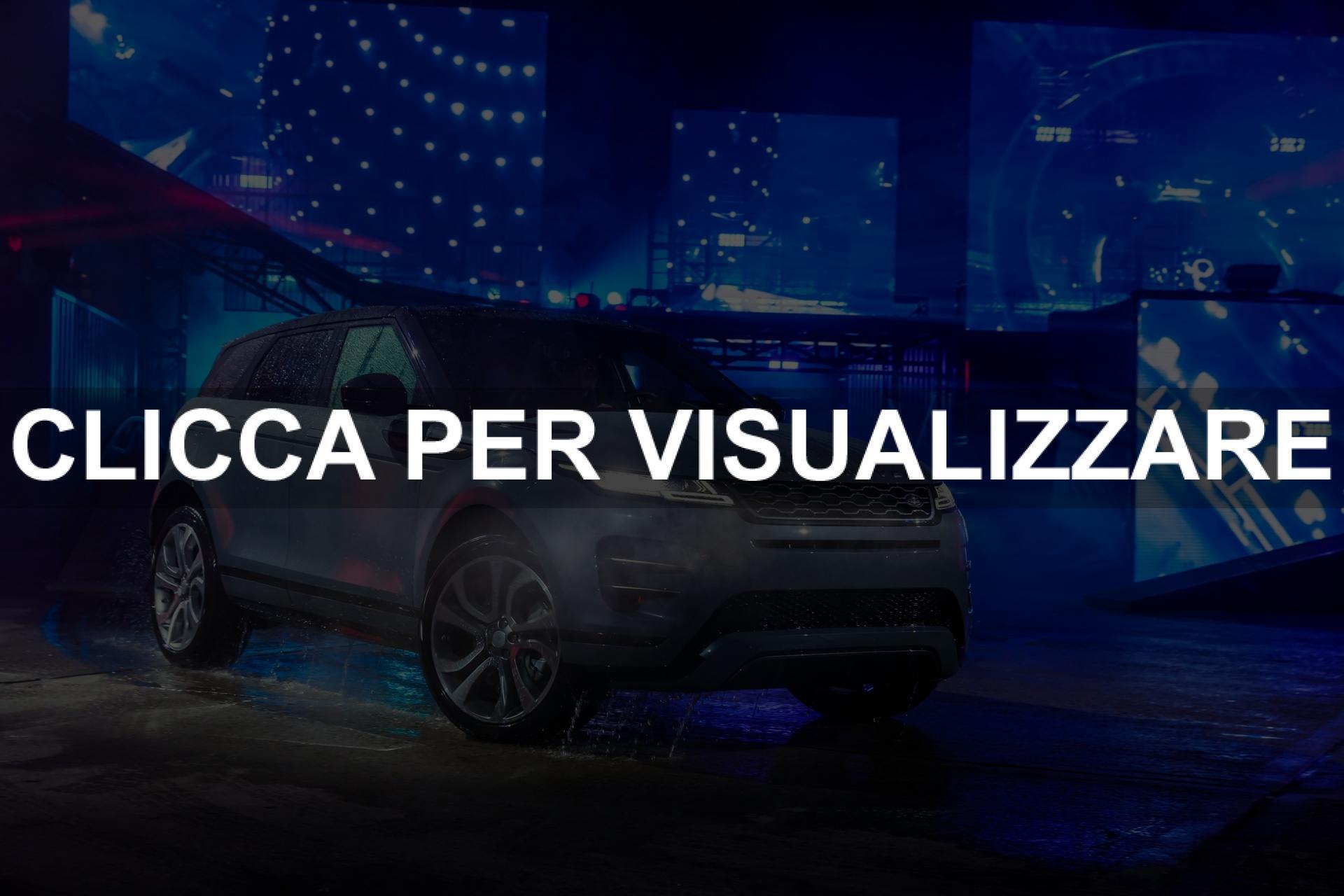 Presentazione Range Rover Evoque 2019