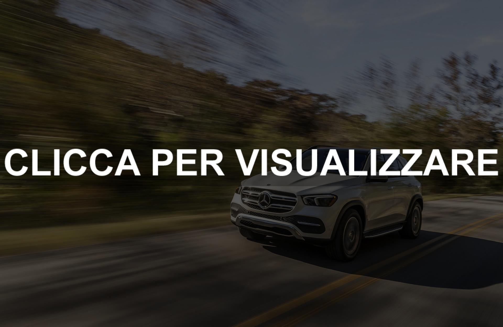 SUV Mercedes GLE 2019