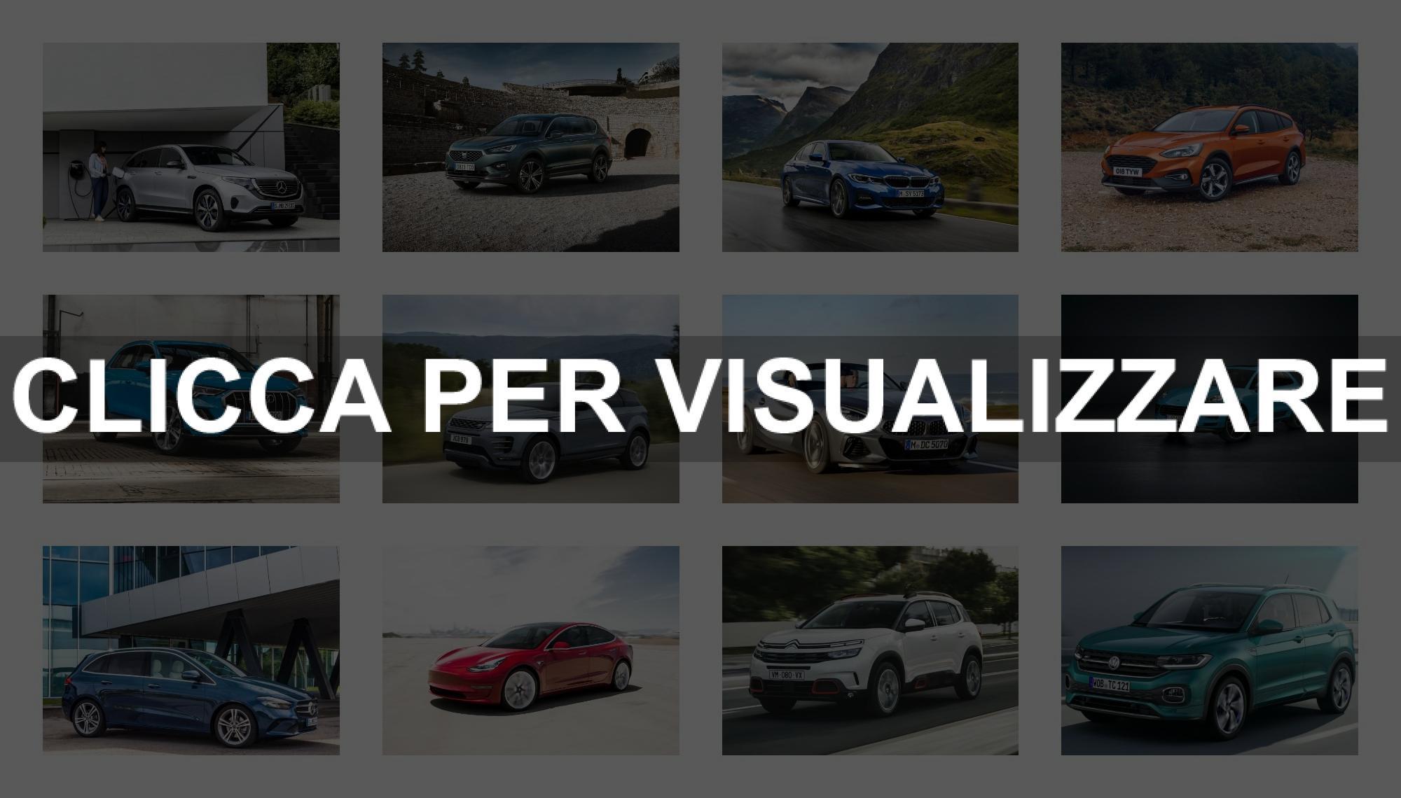 Novit auto 2019 in uscita autonext for Nuove auto in uscita