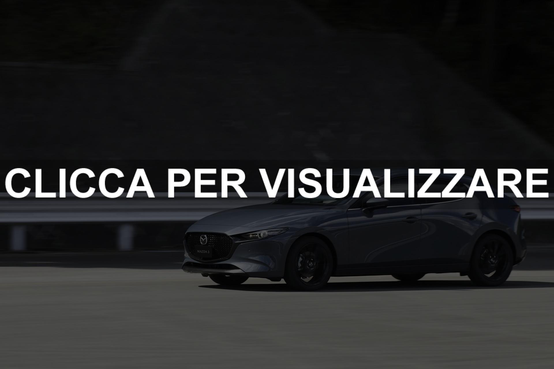 Immagini Mazda 3 2019 prezzi a partire da 23.200 euro