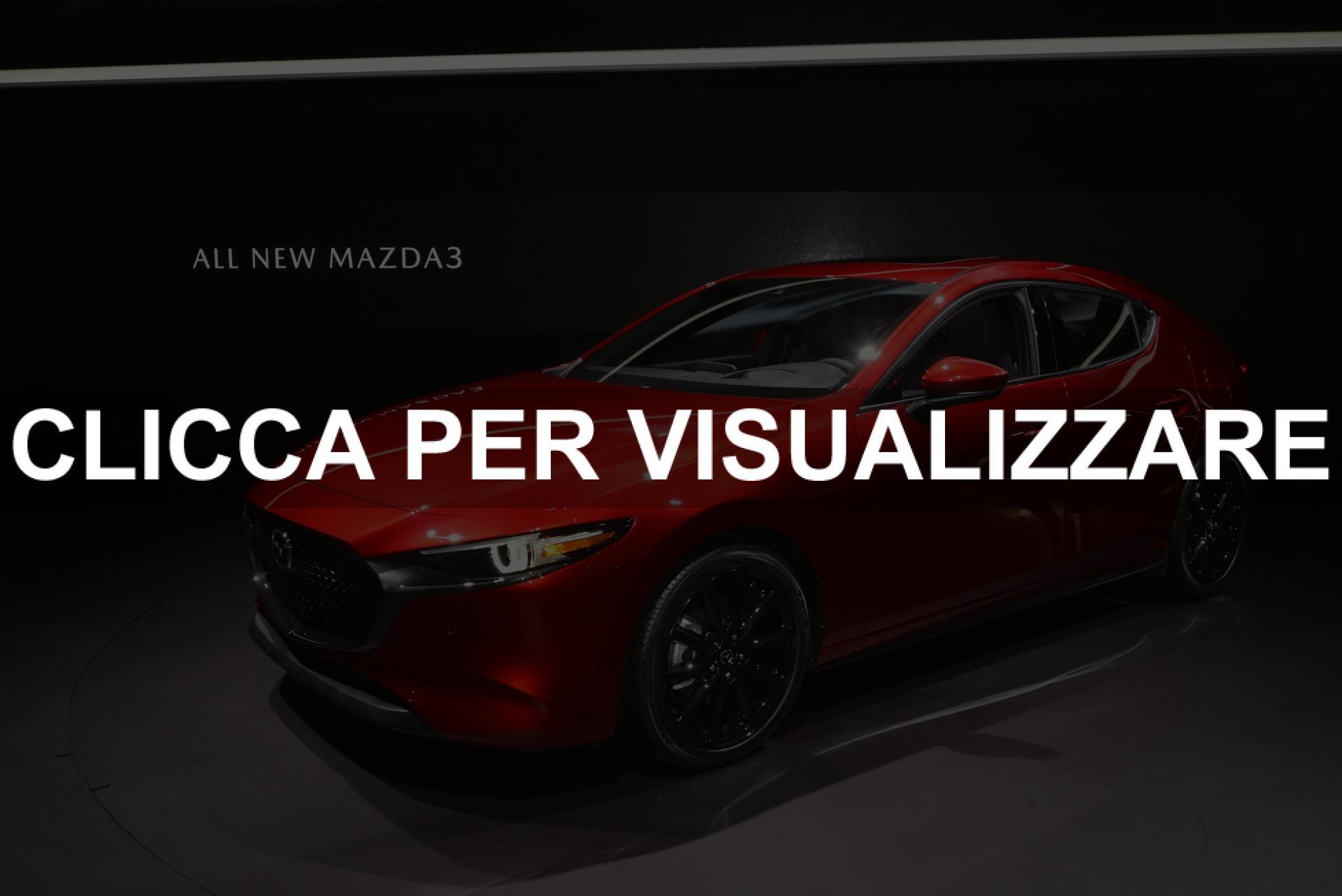 Nuova Mazda 3 2019 Immagini Autonext