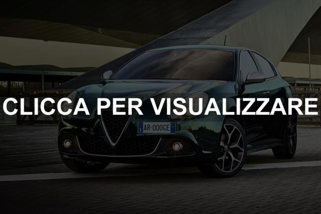 Alfa Romeo Giulietta Executive 2019