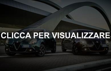 Nuove Alfa Romeo Giulietta Executive e Veloce 2019