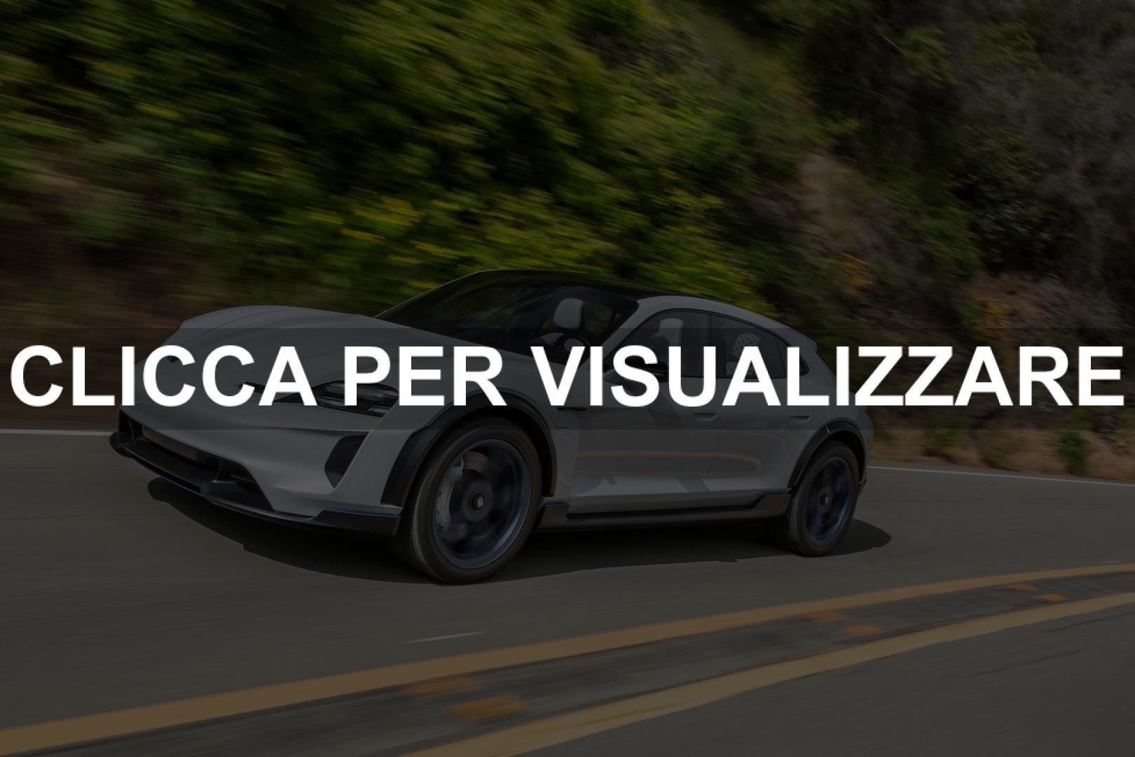 Concept Porsche Taycan Cross Turismo