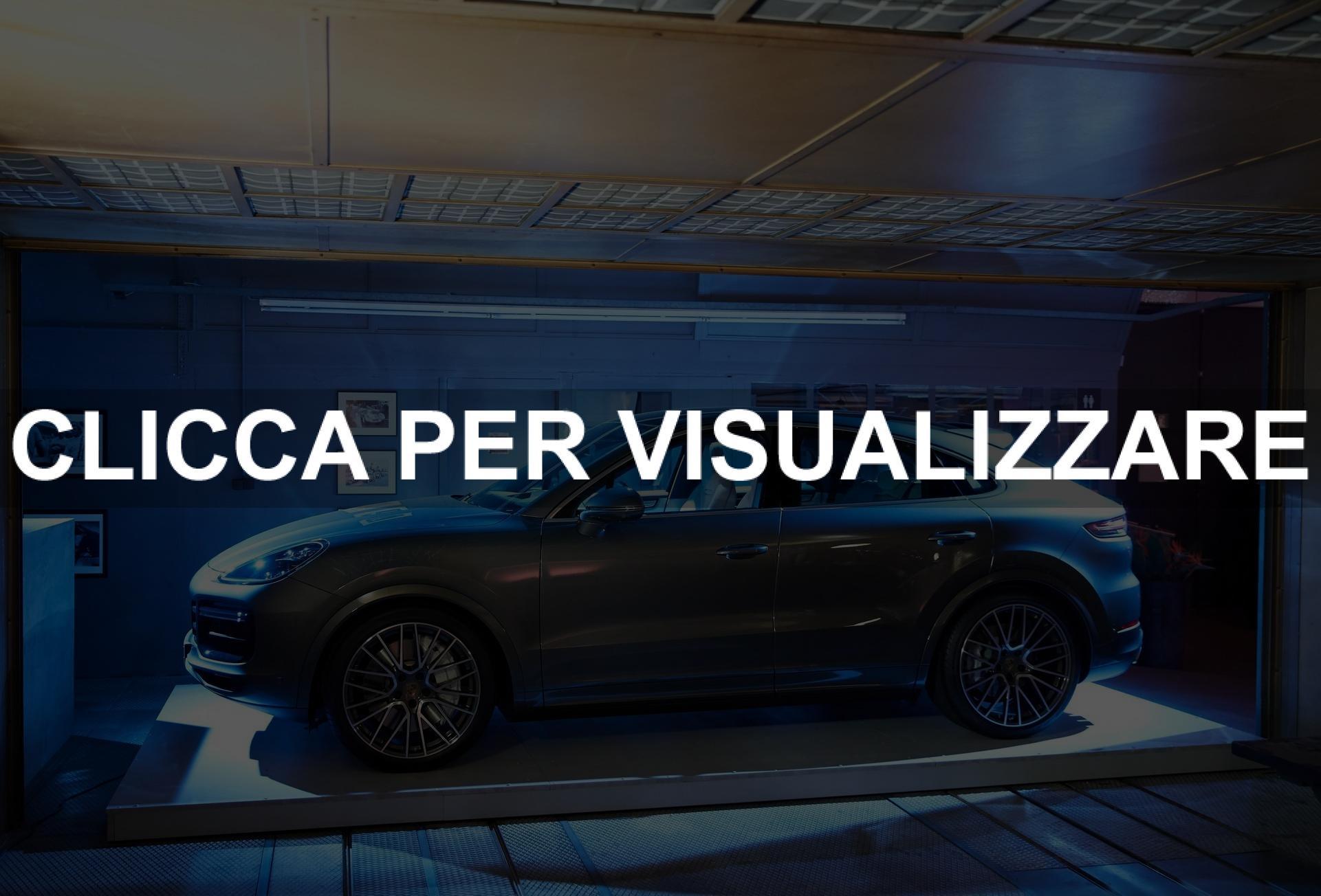 Immagine fiancata nuova Porsche Cayenne Turbo Coupe 2019