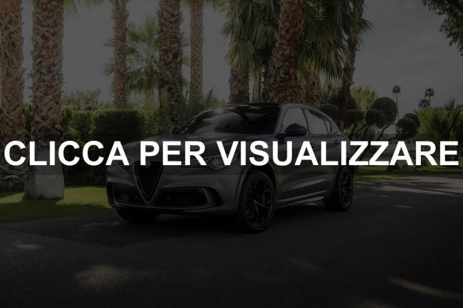 Alfa Romeo Stelvio QV Nring 2019