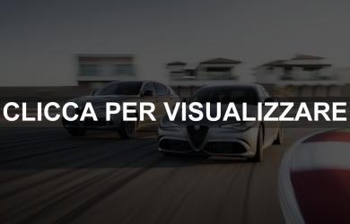 Alfa Romeo Stelvio e Giulia Nring edition 2019