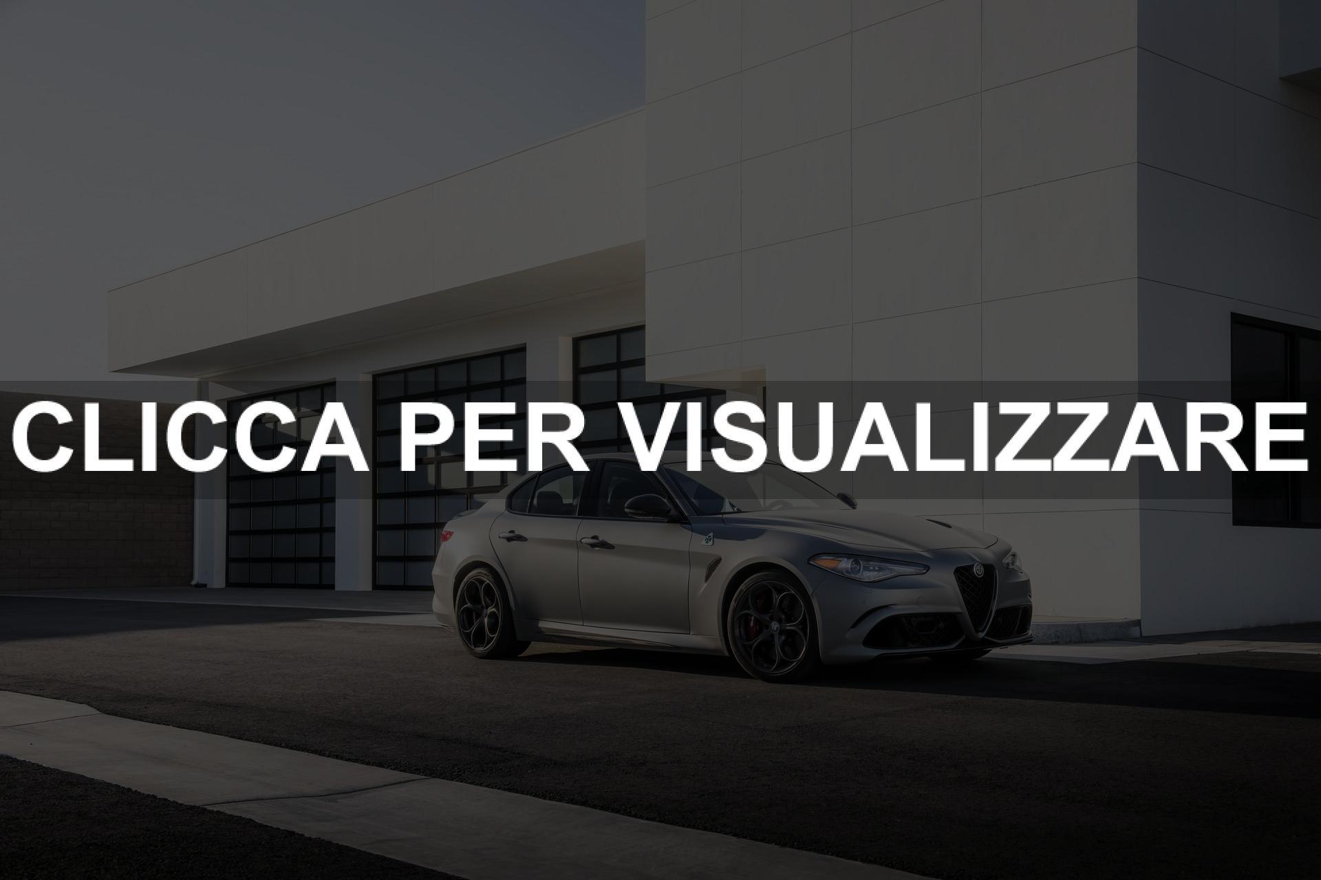 Nuova Alfa Romeo Giulia QV Nring Edition 2019