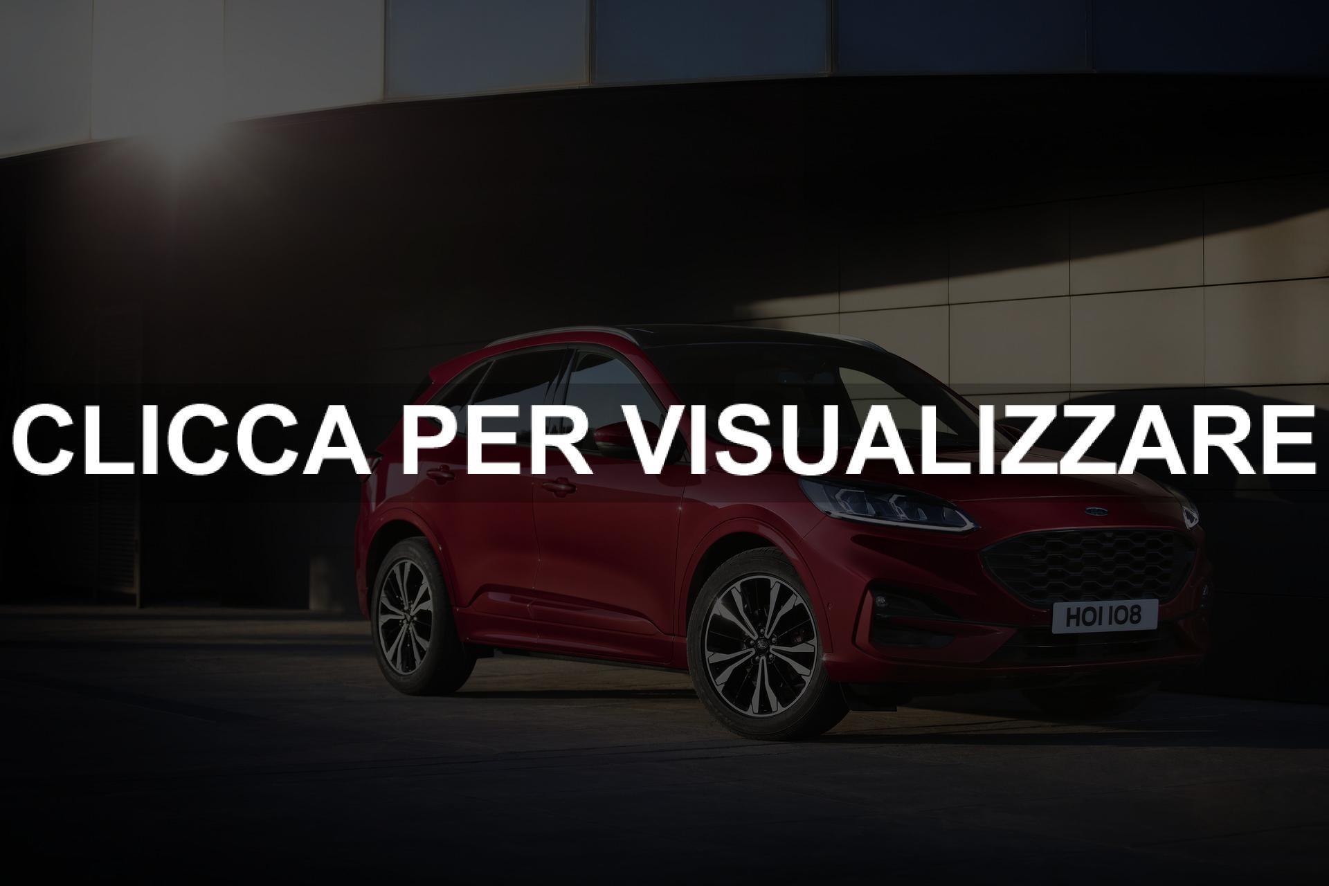 Nuova Ford Kuga 2019