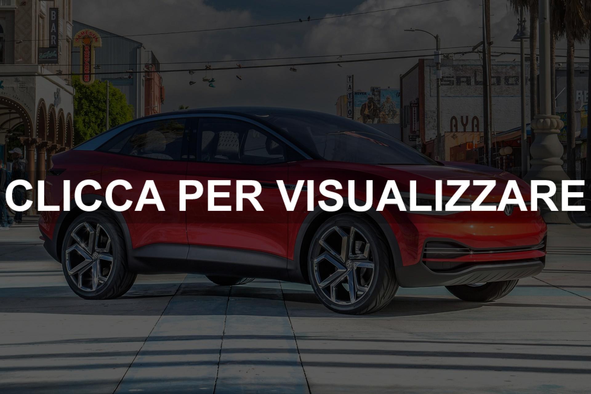 Nuovo Volkswagen crossover elettrico ID Crozz Concept