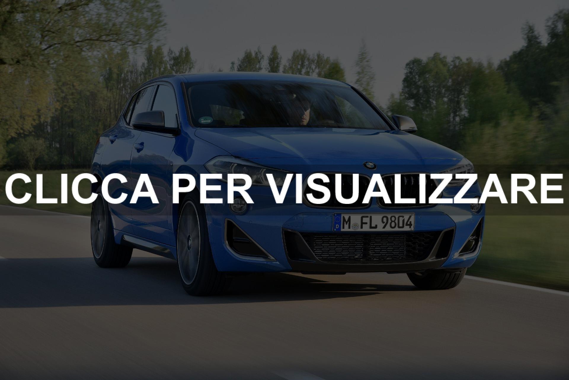 Foto e prezzo nuova BMW X2 M35i 2019
