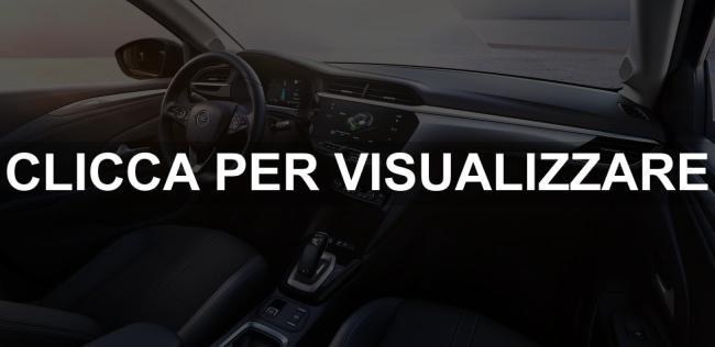 Immagine Interni nuova Opel Corsa 2019
