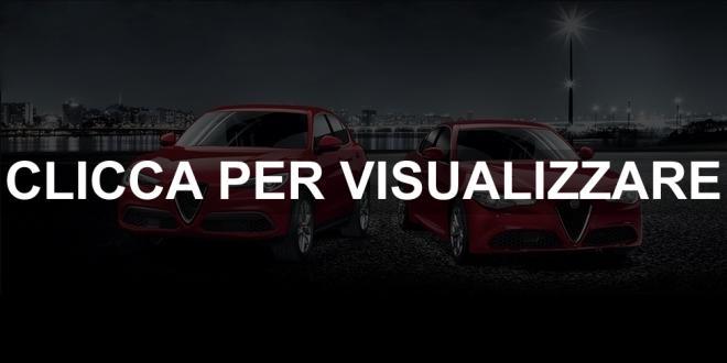 Promozione Alfa Romeo Giulia e Stelvio Sport Tech 2019