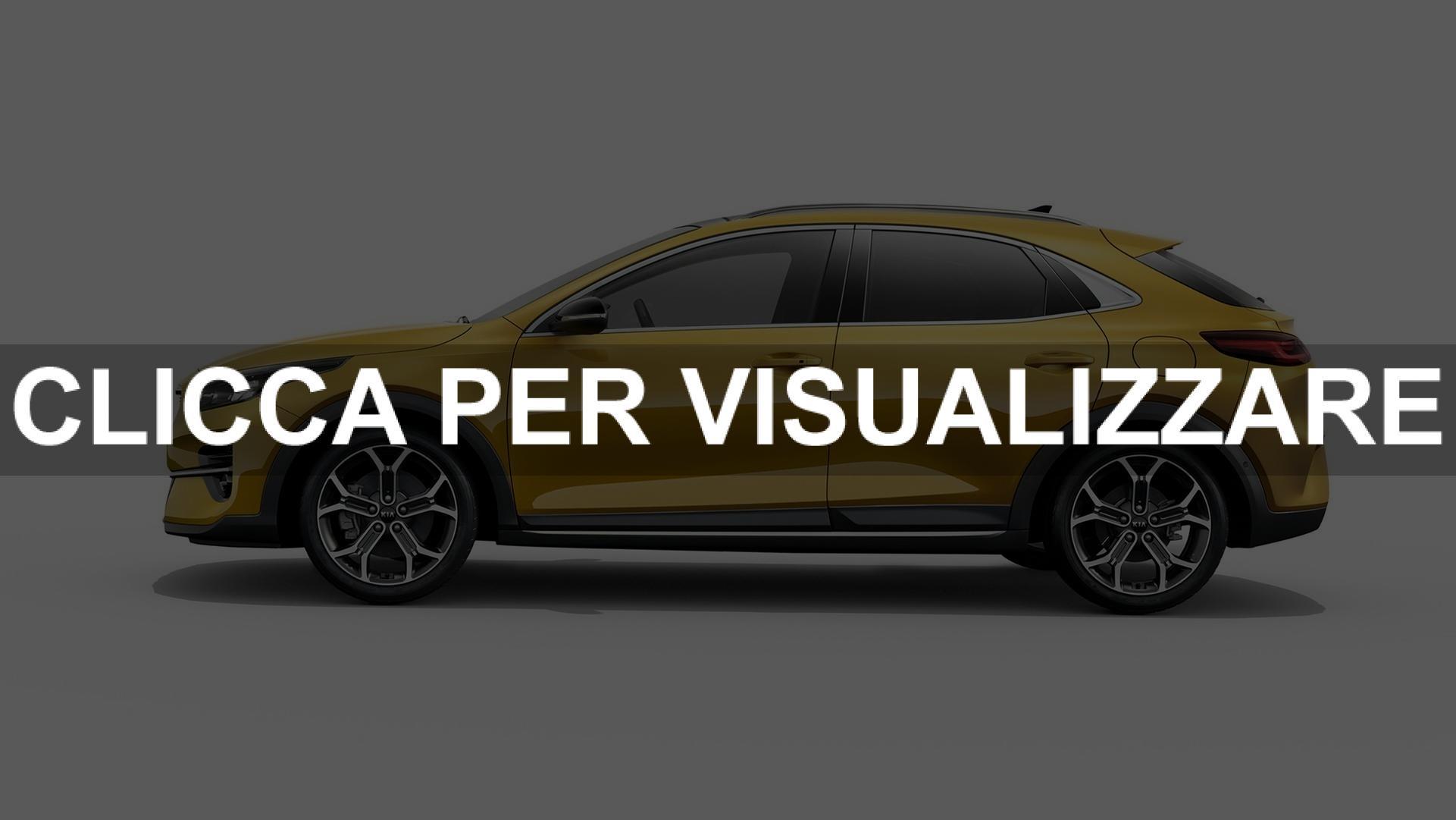 Fiancata nuova Kia XCeed 2019