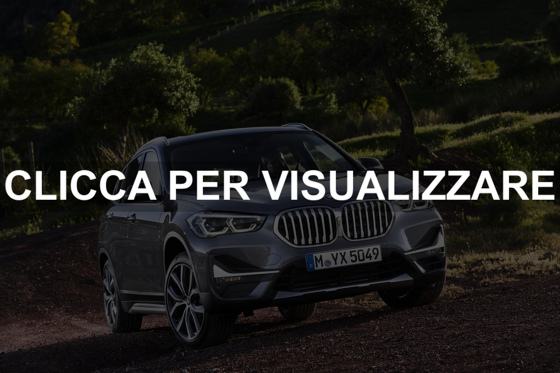 Immagine restyling frontale BMW X1 2019