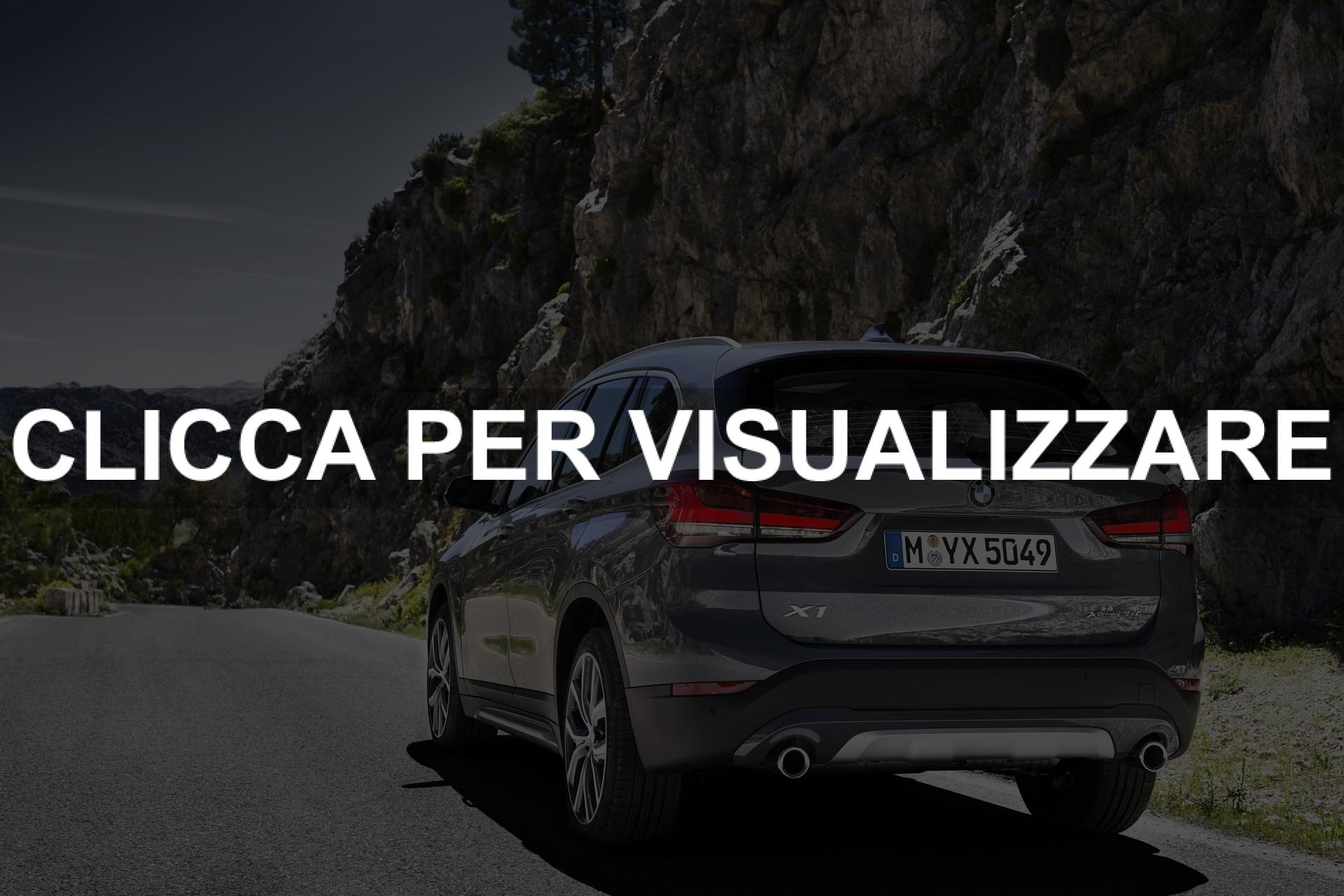 Immagine restyling posteriore BMW X1 2019