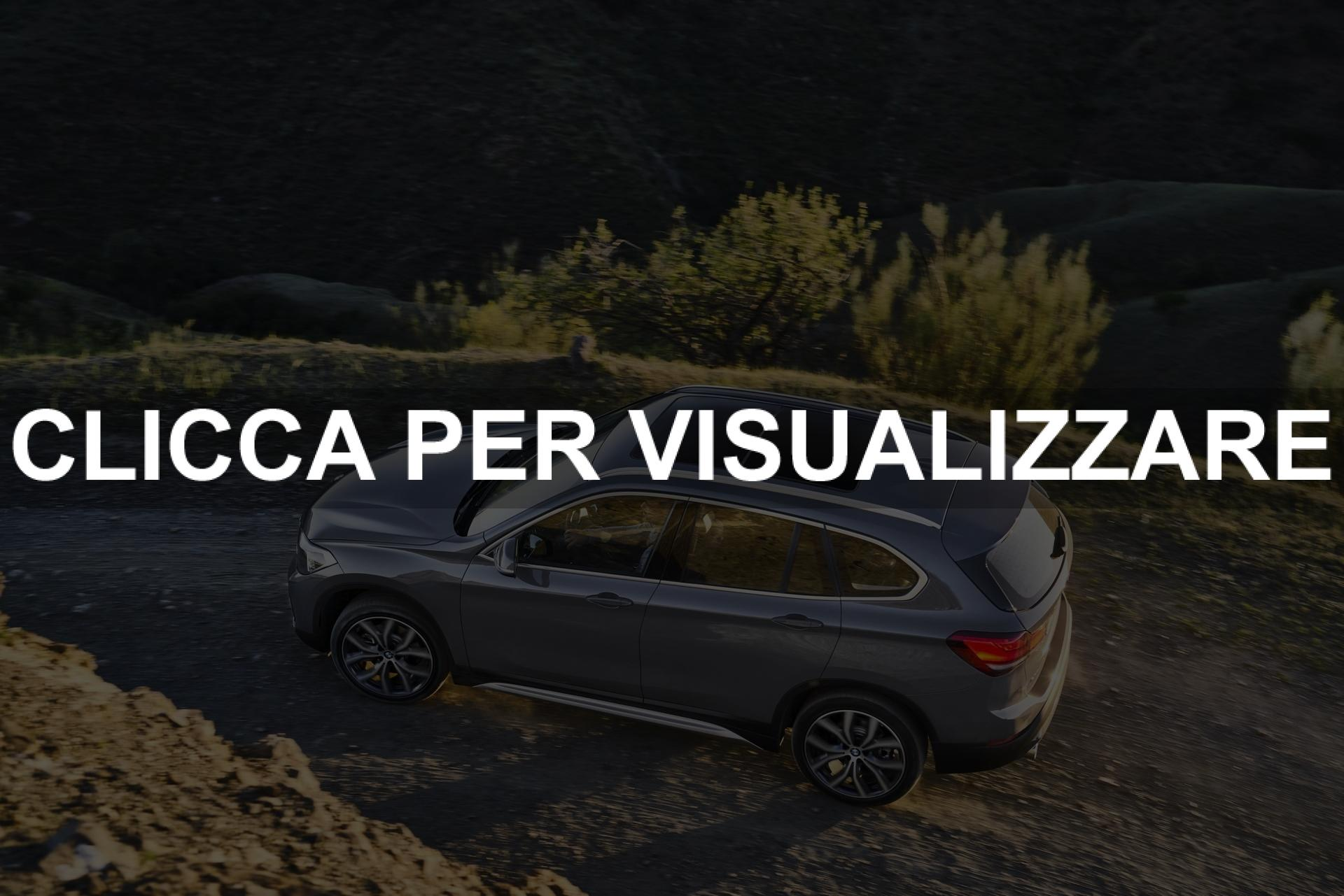 Immagini nuova BMW X1 2109