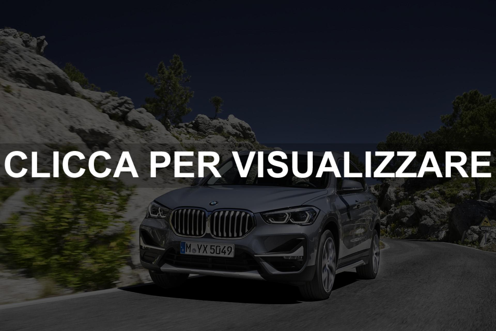 Nuova BMW X1 2019