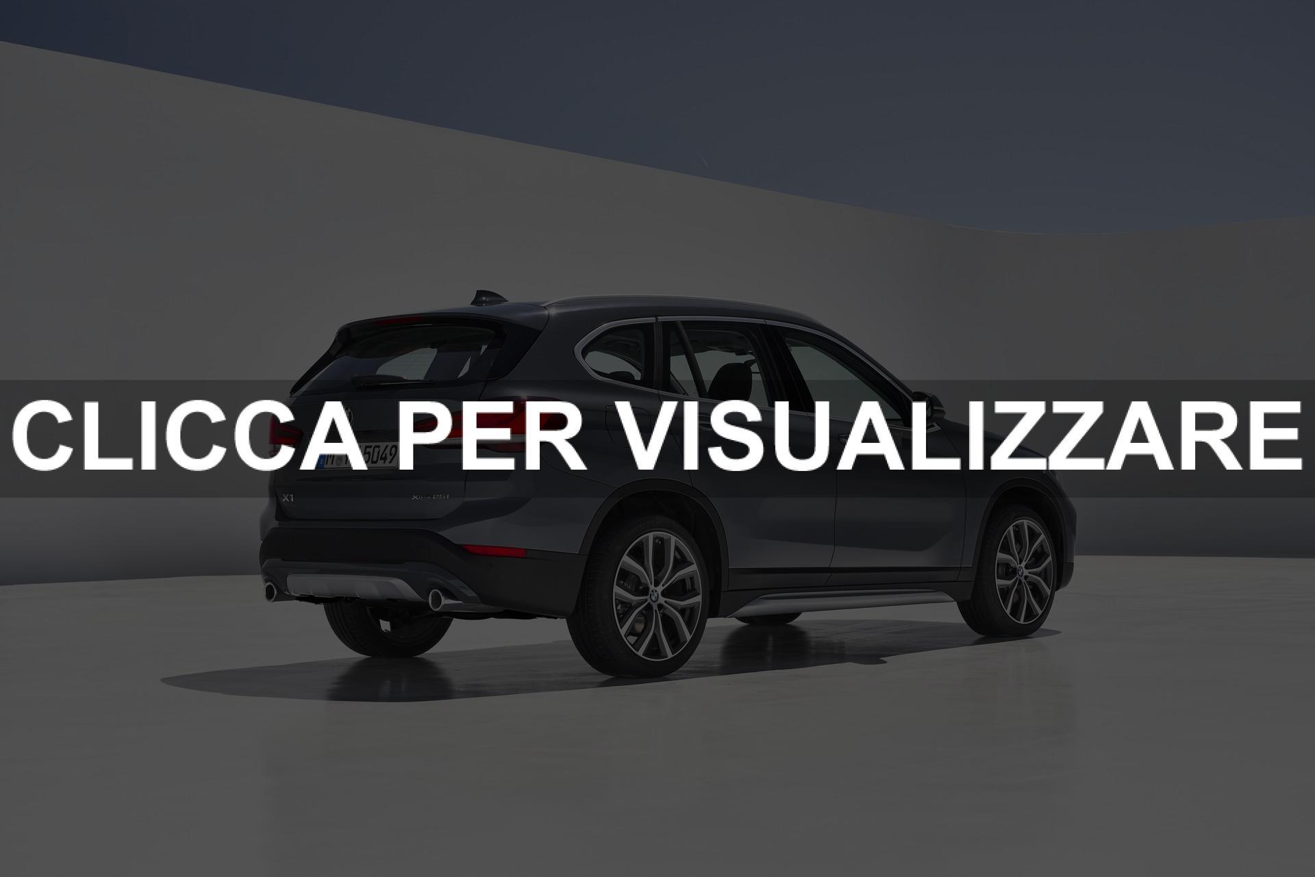 Restyling BMW X1 2019