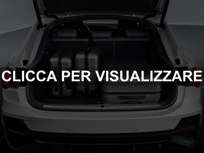 Capienza bagagliaio Audi Q3 Sportback