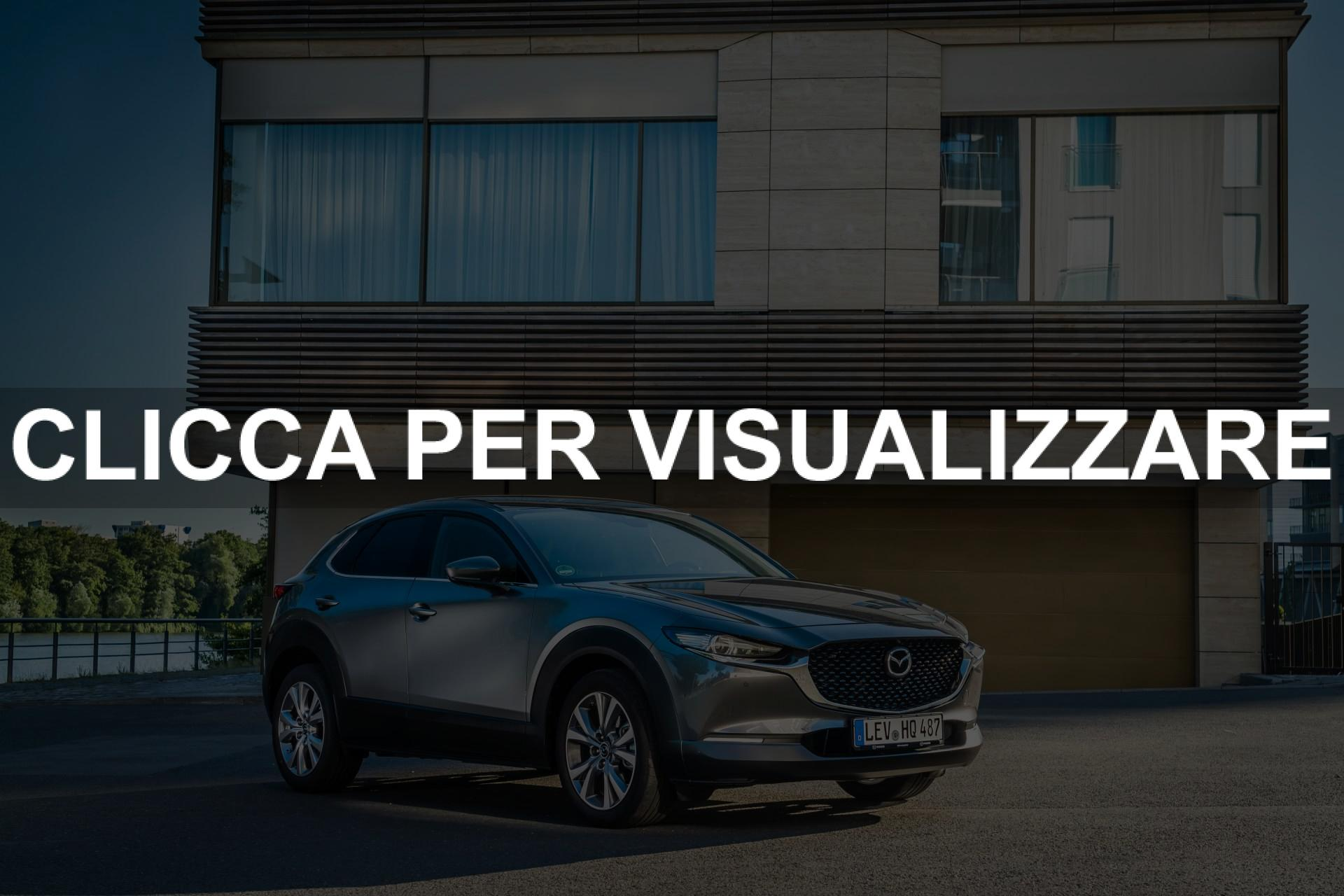 Nuova Mazda CX 30 Foto Dimensioni e Uscita