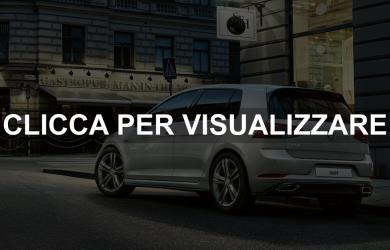 Promozione Luglio 2019 Volkswagen Golf