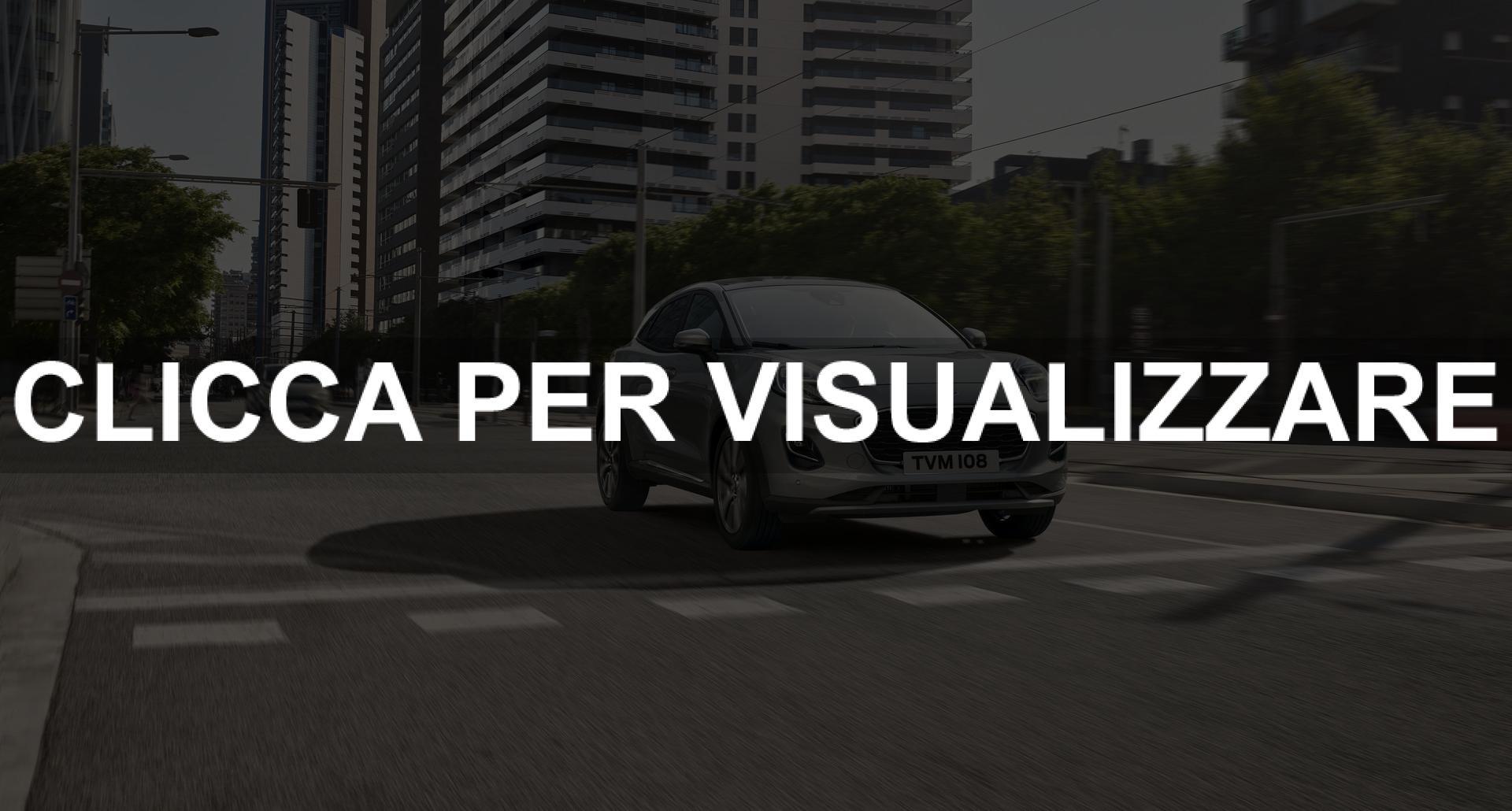 Ford Puma Titanium X 2020
