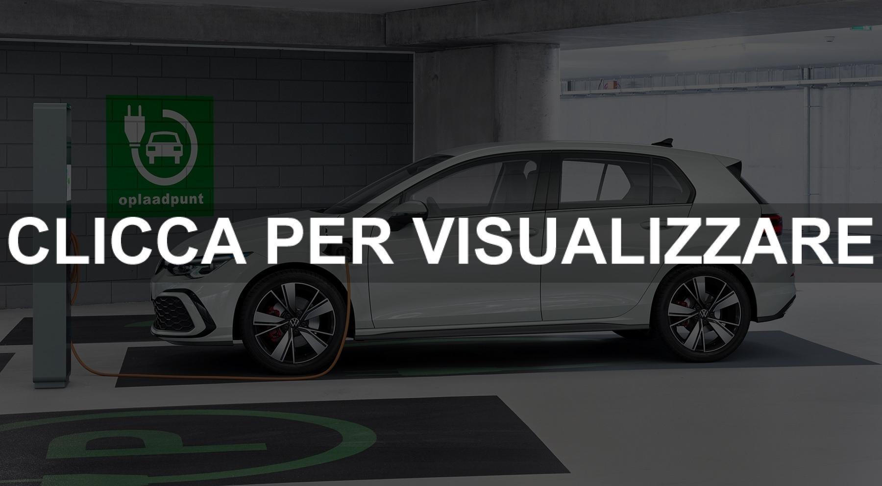 Immagine nuova Golf GTE ibrida 2020