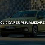 Immagini Ufficiali nuova Volkswagen Golf 8 2020